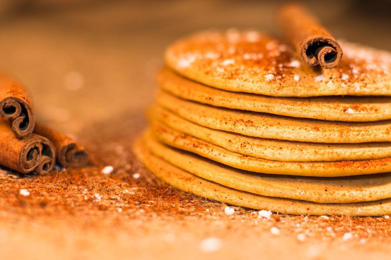 Thuisbezorging van pannenkoeken in Schiedam